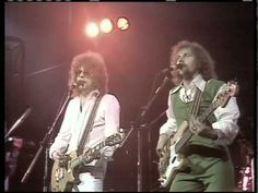 ELO performs Evil Woman, 1976