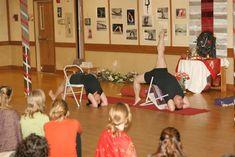 Patricia Walden's blog for the BKS Iyengar Yogamala Community