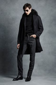 Michael Kors Men's RTW Fall 2015 - Slideshow