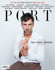 Port - one of my favourite issues after Wired's Interstellar issue