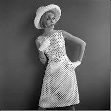 Resultado de imagen de revista de moda de los años 60