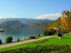 glacial lake slovenia