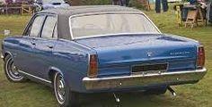 1967 Vauxhall Cresta PC