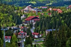 Brasov Glade Resort Real Estate Investor, Holiday Destinations, Romania, Montana, Skiing, Architecture Design, Tourism, Exotic, Beautiful Places