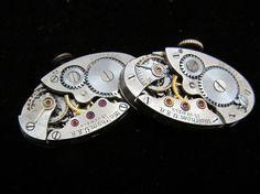 Vintage Antique Waltham Oval Watch by amystevensoriginals on Etsy