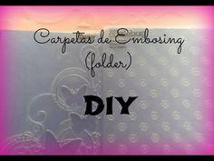 COMO HACER CARPETAS DE EMBOSING (DIY) - YouTube Youtube, Blog, Envelope, Diy, Scrapbooking, Calm, Artwork, Tools, Coffee Art