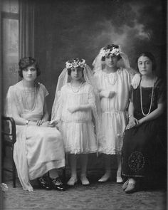 vintage family photos | LeFante family from Bayonne, NJ | vintage photos