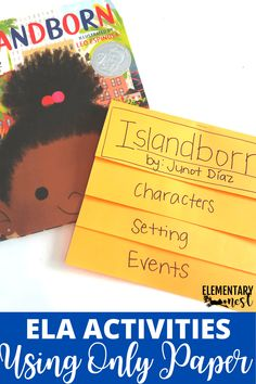 These free activities are ways to engage students with one single piece of paper. Have fun with your students by folding and cutting a piece of paper to learn more about ELA standards. All ideas and suggestions are related to standards-based teaching! Fluency Activities, Grammar Activities, Free Activities, Reading Activities, Teaching Reading, Common Core Ela, 4th Grade Reading, Free Teaching Resources, Fiction And Nonfiction