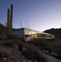 Modernist Masterpiece in Arizona
