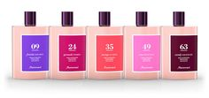 Marionnaud Bath Collection on Packaging of the World - Creative Package Design Gallery