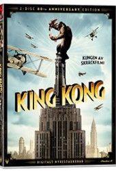 Recension av King Kong (80th Anniversary) Äventyrsfilm av Merian C. Cooper  och Ernest B. Schoedsack med Fay Wray 26a990c818e20