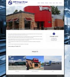 We're excited about our latest WordPress site for local business CCS Image Group. The extensive responsive project gallery allows CCS to showcase their amazing work. Portfolio Web Design, This Is Us, Wordpress, Group, Website, Gallery, Business, Amazing, Image