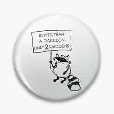 Raccoons, Glossier Stickers, Cotton Tote Bags, My Arts, Art Prints, Printed, Awesome, Gifts, Products