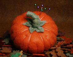Pumpkin Pincushion   par verybigjen