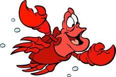 Resultado de imagen para flounder y sebastian