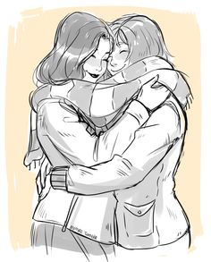 """nymre: """" another patreon sketch. woop. some cuddly korrasami's """""""