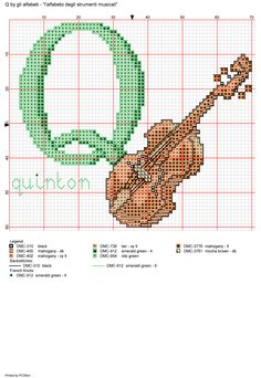alfabeto dei gigli H | CS ALPHABET DESIGNED | Pinterest | Cross ...