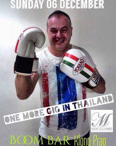Happening tomorrow 6th December in Klong Prao, Thailand  http://www.residentadvisor.net/event.aspx?780316