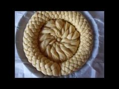 How to make braid of dough/Как се прави плетеница от тесто