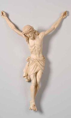 Citta Cattolica: Statue: Crocifissi Legno