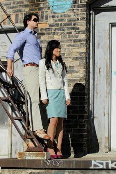 Urban photo shoot. #GrandRapids #CouplePhotography #UrbanFashionPhotoshoot