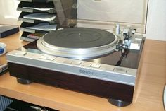 Denon DP 59L turntable