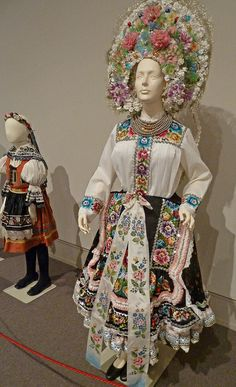 Moravian Wedding Kroj and Girls Costume | Flickr - Photo Sharing!