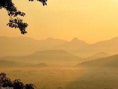 A subida de montanha macaco, que envolve um 05:30 wake-up, vale a pena a caminhada punir c...