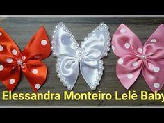 Butterflies from a satin ribbon Bow Kanzashi DIY Svetlana zolotareva - Her Crochet Ribbon Art, Diy Ribbon, Ribbon Crafts, Ribbon Bows, Diy Crafts, Butterfly Crafts, Flower Crafts, Kanzashi Flowers, Baby Hair Bows