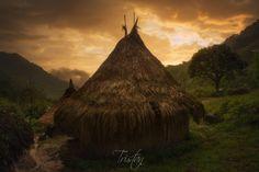 Landscape Kogui Village in Sierra Nevada de Santa Marta - Feature in the gallery Image of the month Finalist on Viewbug