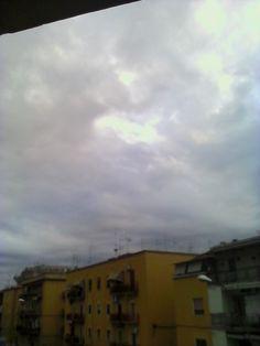 Cielo a Foggia