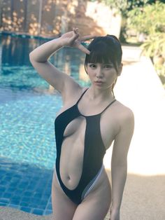Japanese One Piece Swimsuit Thick Girl Porn