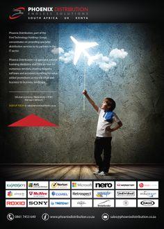 phoenix advert Phoenix, Ads, Technology, Business, Life, Design, Tech, Tecnologia
