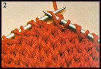 Tricot technique points astuces 2 on pinterest tricot - Differents points de tricot ...