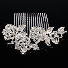 New arrival Fancy glitter Metal Rhinestone by MaahRoseJewellery