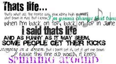 Thats Life!