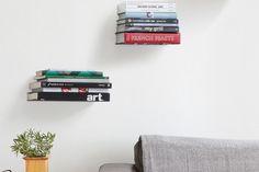 Invisible bookshelves umbra