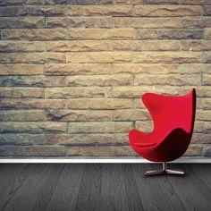 Fotobehang Stone wall   Maak het jezelf eenvoudig en bestel fotobehang voorzien van een lijmlaag bij YouPri om zo gemakkelijk jouw woonruimte een nieuwe stijl te geven. Voor het behangen heb je alleen water nodig!   #behang #fotobehang #print #opdruk #afbeelding #diy #behangen #muur #steen #stenen
