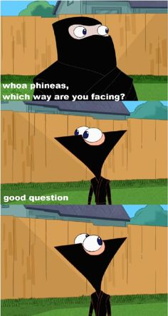 """When Phineas's anatomy was called into question: 17 Times """"Phineas And Ferb"""" Was Too Funny To Just Be A Kids Show Crazy Funny Memes, Really Funny Memes, Stupid Funny Memes, Funny Relatable Memes, Haha Funny, Lol, 9gag Funny, Funny Stuff, Memes Humor"""