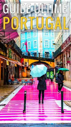 All you need to know to best prepare your trip to Portugal! All you need to know to best prepare your trip to Portugal! Braga Portugal, Visit Portugal, Spain And Portugal, Sintra Portugal, Destination Voyage, European Destination, European Travel, Portugal Vacation, Portugal Travel Guide