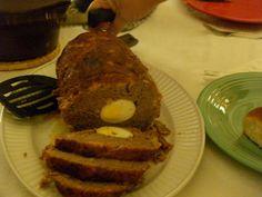 Pulpeta (Cuban Meatloaf) - My new favorite recipe from my new favorite food blog: My Big Fat Cuban Family.