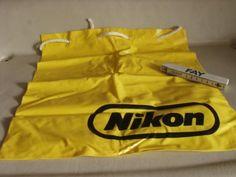 Nikon-Plastiktute