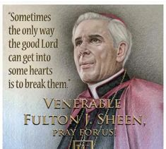 Catholic Religion, Catholic Quotes, Catholic Saints, Heart Quotes, Bible Quotes, Bible Verses, Meaningful Quotes, Inspirational Quotes, Fulton Sheen