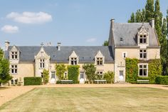 Rent castles in France starting at $40 per person per night! Sleeps 14 or more at each property, site outlines 5 properties