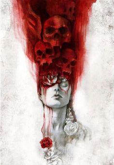 Dracula - Cover by Beatriz Martin Vidal