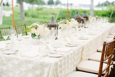 Check out this gorgeous wedding at Inn at Perry Cabin by Belmond.