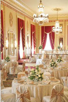 Milwaukee Wedding in the Empire Ballroom at the Hilton