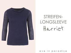 We ❤ Longsleeve HARRIET aus Leinen-Baumwolle! 🙂