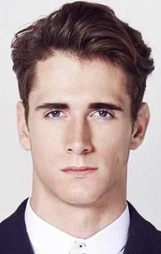 18.Mid Length Hairstyles for Men