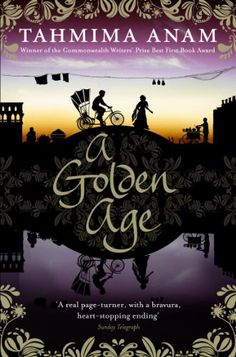 A Golden Age ($1.60 / £0.99 UK), the first title in the Haque series by Tahmima Anam, is the Kindle Deal of the day for those in the UK